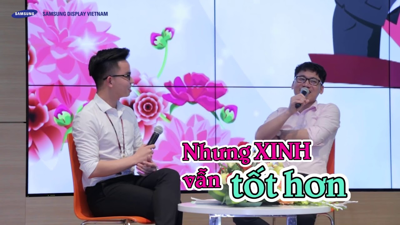 Samsung Display Việt Nam | Nhịp đập chung đôi Tập 1