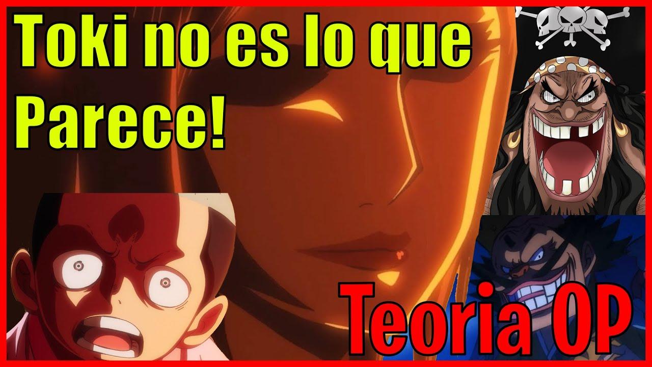 One Piece Teorias 💥 | Lady Toki viajo en el tiempo para detener a ODEN KOZUKI 👿 - YouTube