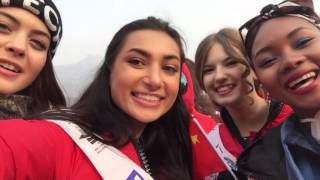 Anzhelika Tahir - Miss Pakistan World 2015 in World Miss University 2016