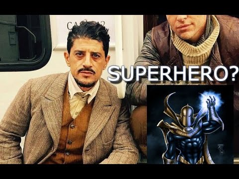 Said Taghmaoui Playing a Superhero in Wonder Woman?!