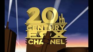 20th Century Fox Channel idents (2018-)