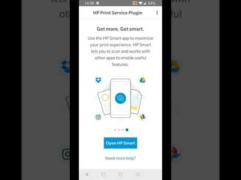 HP SMART APP SCAN NOT WORKING (ANDROID 10)