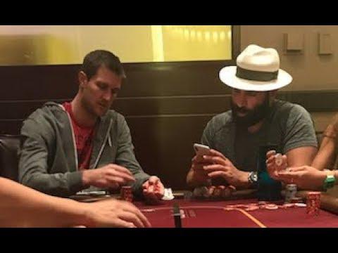 Dan Bilzerian Shoves On Me! - Poker Vlog Ep 63 - YouTube