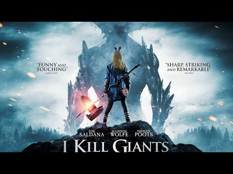 I Kill Giants |full Movie| Watch Full Engish Movie| Hollywood Movie