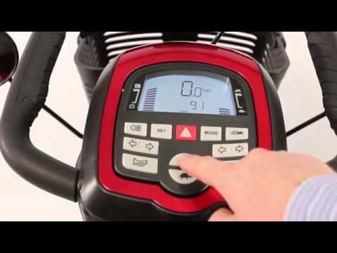 Pride Pursuit® Sport 36 Volt Mobility Scooter