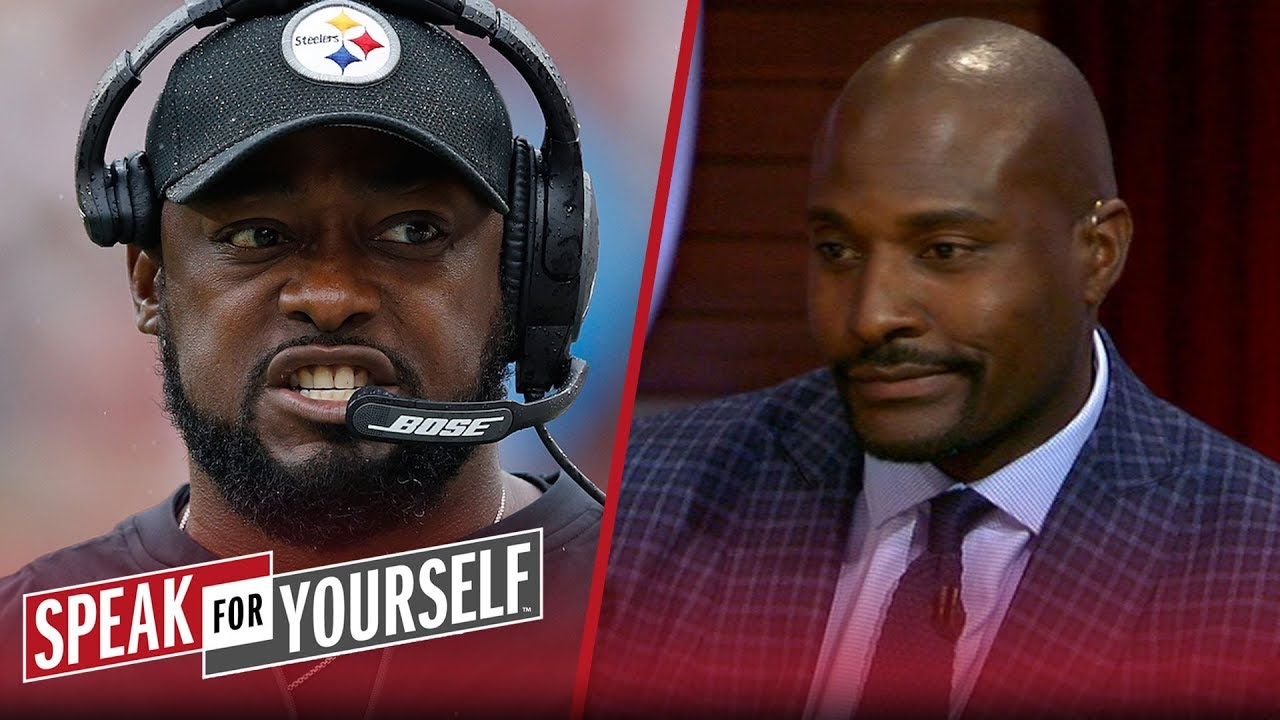 Marcellus on Tomlin's social media approach, Browns QB spot after Wk. 1 | NFL | SPEAK FOR YOURSELF