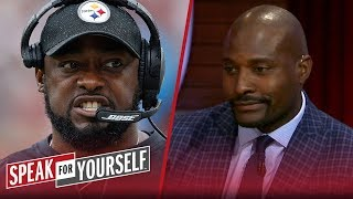 Marcellus on Tomlin's social media approach, Browns QB spot after Wk. 1   NFL   SPEAK FOR YOURSELF