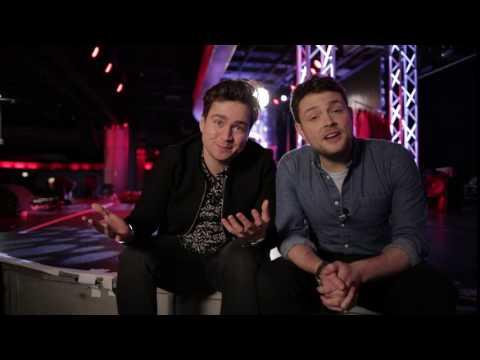 Sam and Mark Butlin's 2017