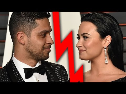 Demi Lovato & Wilmer Valderrama BREAK UP After 6 Years of Dating