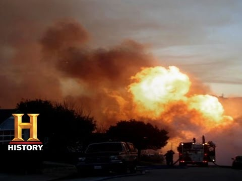 Engineering Disasters: Battling the San Bruno Gas Pipeline Fire | History