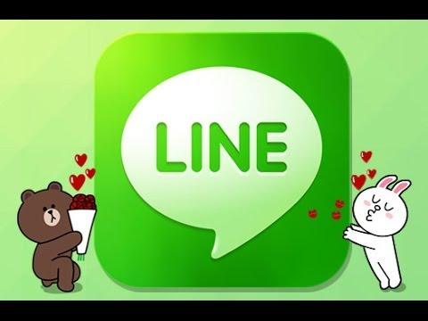 Tutorial LINE app (Aplicacion) Español