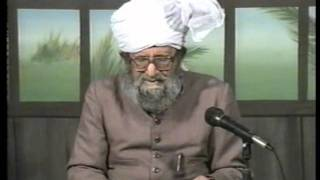 Urdu Dars Malfoozat #317, So Said Hazrat Mirza Ghulam Ahmad Qadiani(as), Islam Ahmadiyya