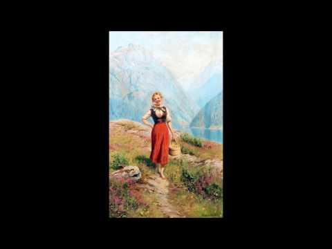 Bjarne Øverbø - Jåle-Ragnhild, slåttestev (norwegian folksong)