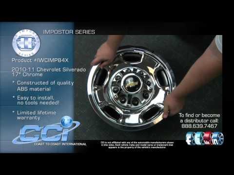 Chevrolet Silverado CCI Impostor Wheel Skin