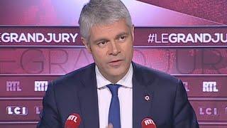 Le Grand Jury de Laurent Wauquiez, le 29 octobre 2017