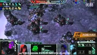 精4月22日 MLG 春季决赛 枪兵王T vs MVP 东拉姑Z 中文转播