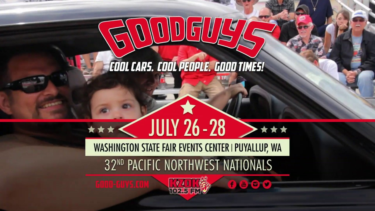 Goodguys 32nd Pacific Northwest Nationals