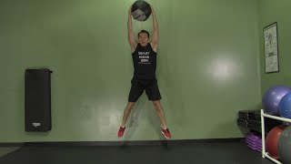 How to Jump Higher FAST! - HASfit Vertical Jump Training - Plyometrics Exercises Workouts Drills