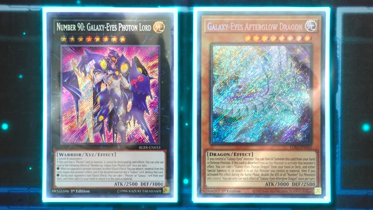 Download THE NEW COMPETITIVE YU-GI-OH! GALAXY EYES DECK PROFILE 2021!