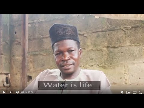 Water Is Life (A Short Documentary of a Corps Member's Borehole Project in Zhidu, Abuja)