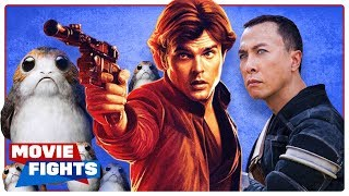 The Ultimate Star Wars Spinoff! MOVIE FIGHTS