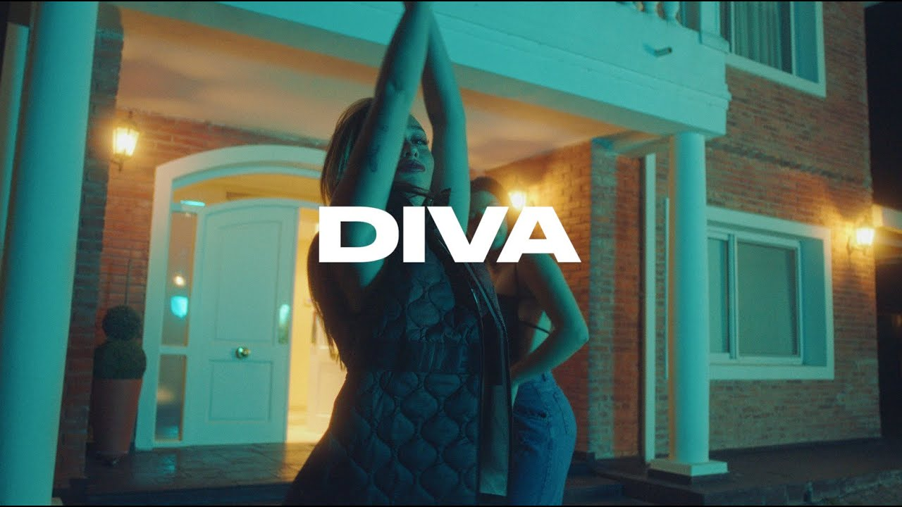 OKY X LUCK RA X FRIJO - DIVA (Video Oficial)