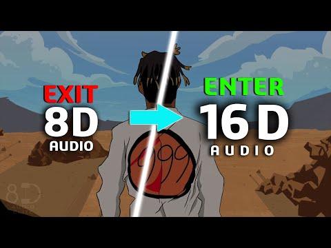 Juice WRLD - Righteous [16D Audio] [Not 8D/9D]