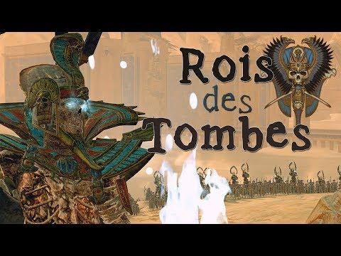 Les Rois des Tombes | Le guide des factions n°5