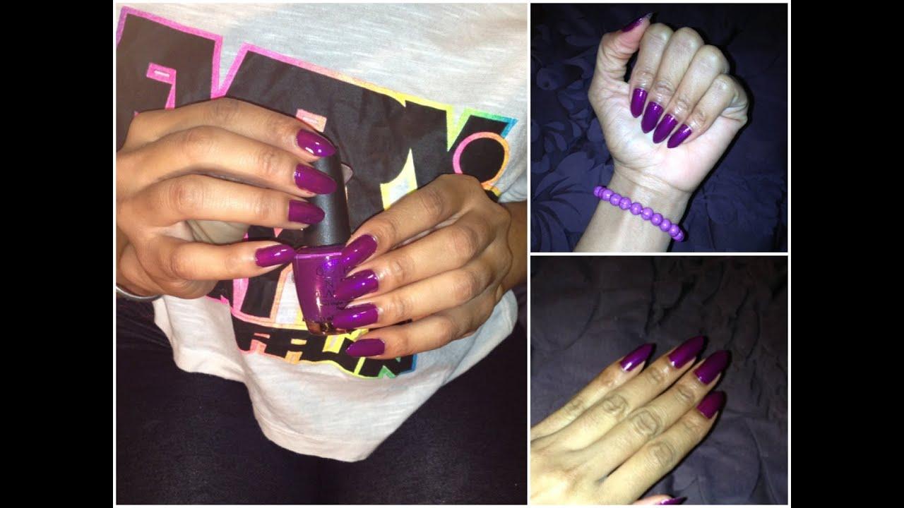 Stiletto Nails With Square Tip | Joy Studio Design Gallery ...