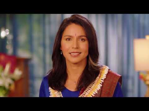 Tulsi Gabbard: Janmashtami Message 2017