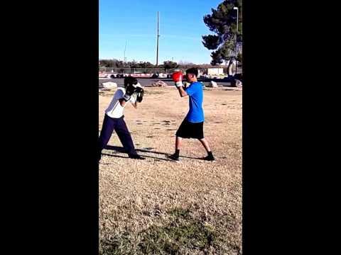 Boxing At The Park