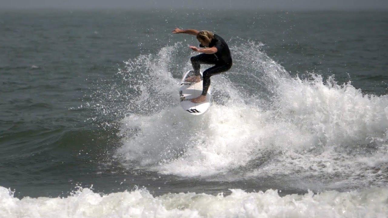 NJ Surfing