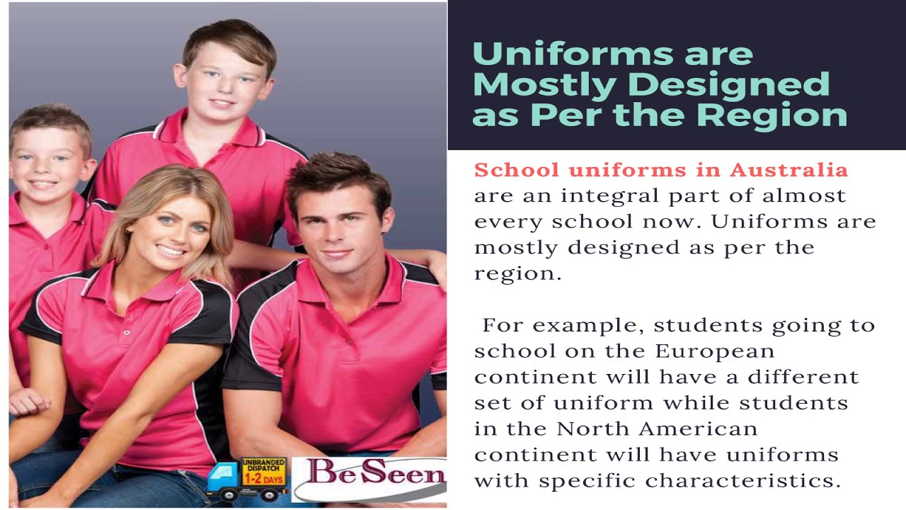 what are the benefits of school uniforms