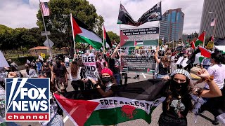 Anti-Semitic attacks reported in US, abroad amid Israel-Gaza conflict
