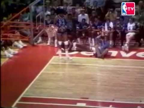 1976 ABA Slam Dunk Contest