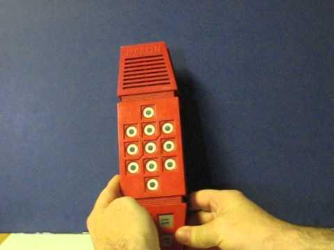 Sale Item Demo - Parker Brothers Merlin Electronic Handheld Game - 1978 Vintage