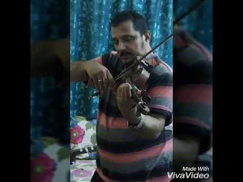 Violin cover -anjali Anjali by Cello Selvaraj Beautiful playing