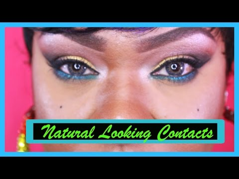 The Most Natural Looking Contacts! lensflavors