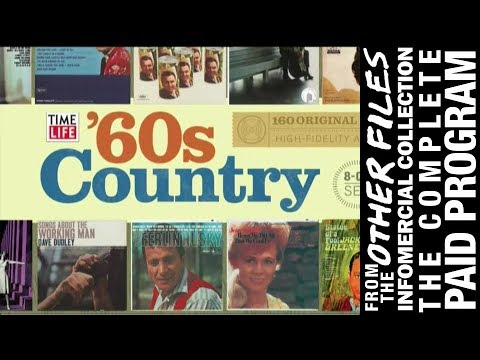 Time-Life Music Collection | '60s Country | Full Infomercial