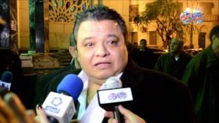أخبار اليوم | خالد جلال ناعيا سيد حجاب : خسرت أب وشاعر عظيم