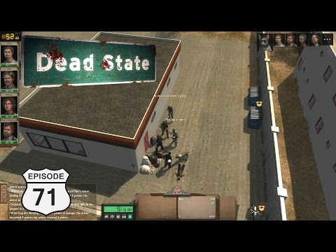 Dead State (Let's Play   Gameplay) Episode 71: Upscale Shopping Plaza