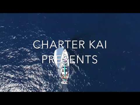 Charterkai offshore sailing passages USVI, Bermuda, New England