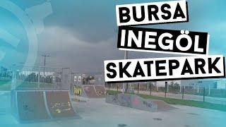 Bursa inegöl skatepark