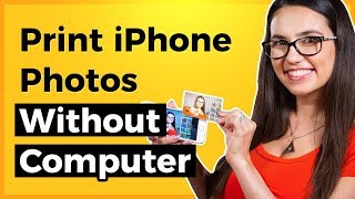 How to Print Photos from iPhone Without Computer | Print from Phone | Tech Zaada Video