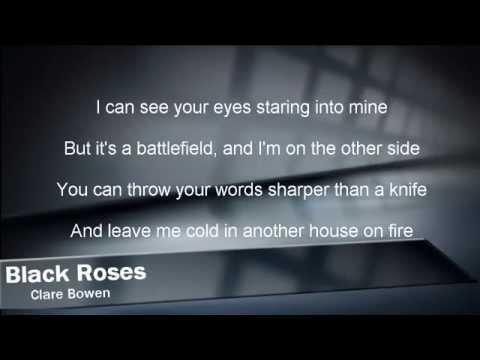 ♬ Black Roses - Clare Bowen ♬ Lyric Video
