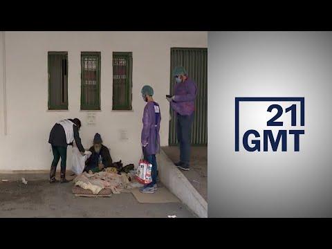 حملة لتوفير الغذاء والدواء للمشردين في تونس  - 05:57-2020 / 4 / 1