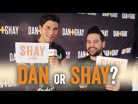 Dan + Shay - Play - Dan OR Shay