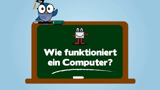 KIT for Kids: Wie funktioniert ein Computer?