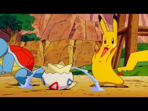 Pikachu babysits TogepiKaynak: YouTube · Süre: 1 dakika43 saniye