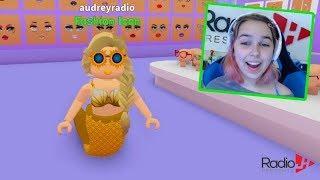 I AM A MERMAID! | Roblox Fashion Famous | RadioJH Games